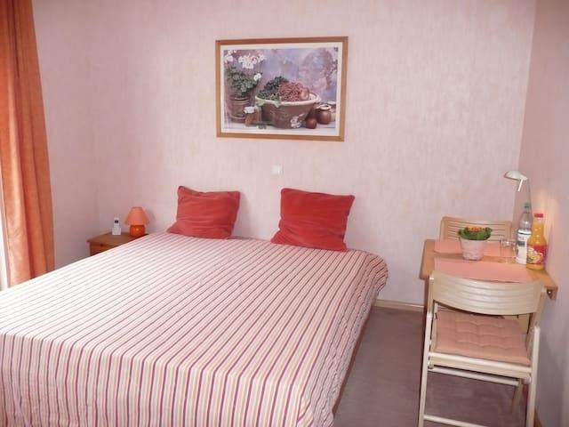 Privatzimmer in ruhiger Umgebung - Schwelm - Appartement