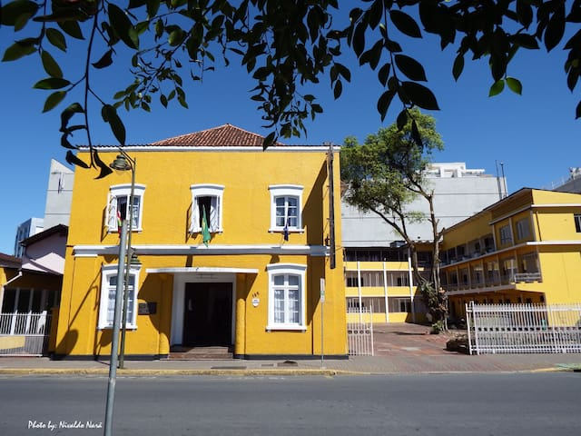 Hotel Trocadero (CHA HOTEIS) - Joinville