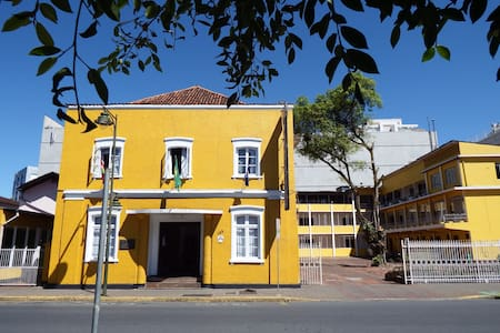 Hotel Trocadero (CHA HOTEIS) - Joinville - Schlafsaal