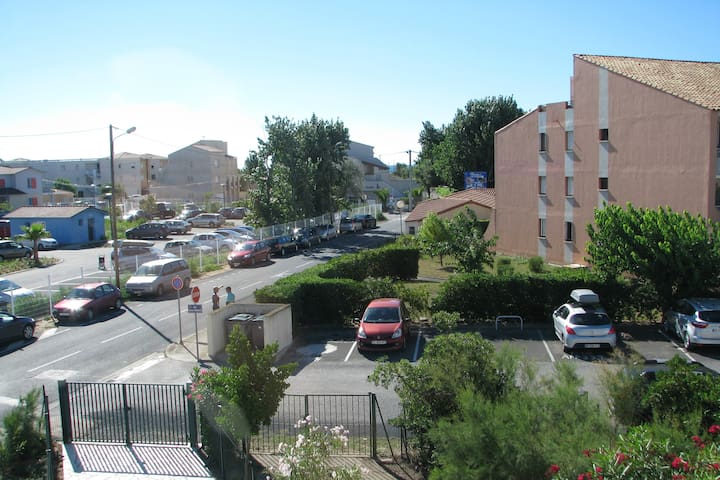 Marseillan-Plage Appartement à 2 pas de la Mer - Marseillan - Lägenhet