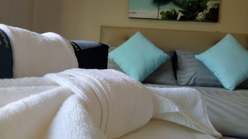 Mountain View Resort 3 (Bed & Breakfast) - Ao Nang - Daire