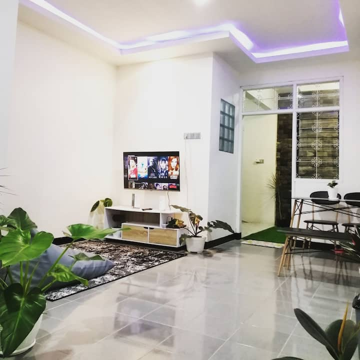 Metro Jungle House
