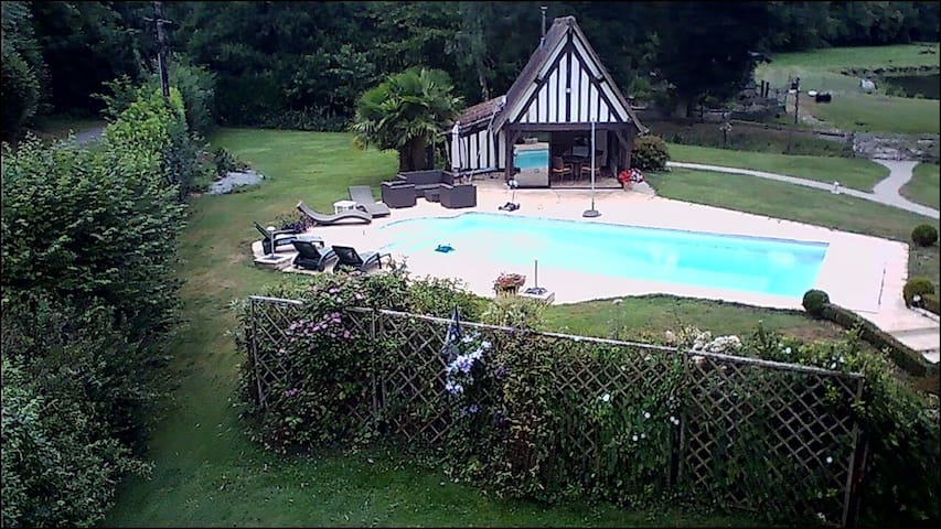 L'étang Coquet