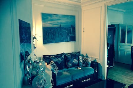 Maisons laffitte holiday rentals accommodation airbnb for Appartement maison laffite