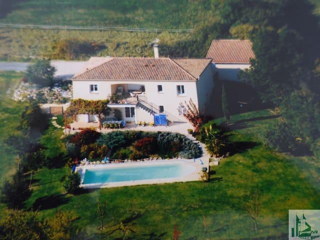 La quiétude à Parranquet - Villeréal - Apto. en complejo residencial
