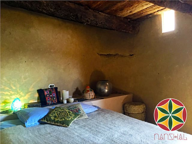 Nanshal Maison D'Aymar - Siwa Oasis - Huis