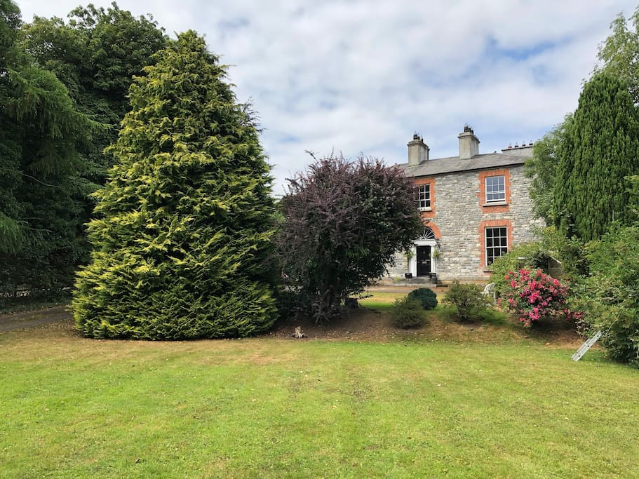 House View from Front Garden