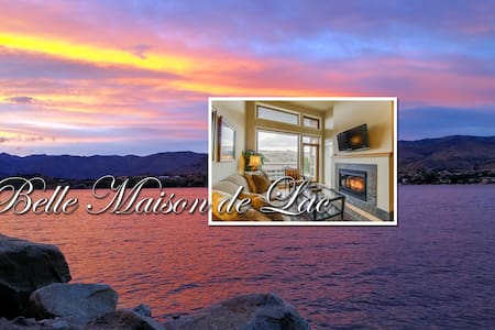 Chelan Resort Suites #405 (Belle Maison de Lac) - Chelan - Appartement