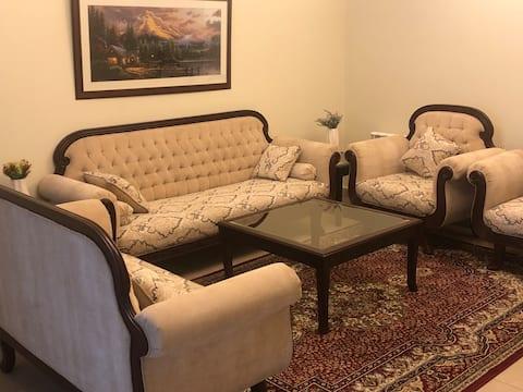 Elegant 2 Bedroom spacious apartment
