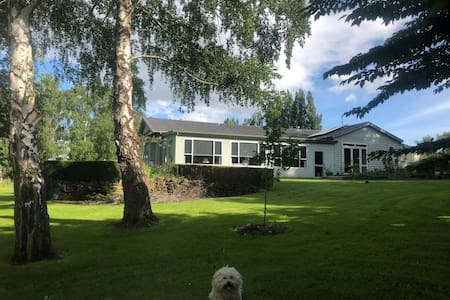 Crosshill Farmstead Glenure home with a View