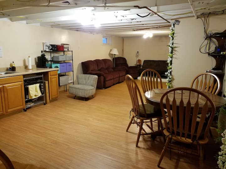 Prairie Home Guest Level