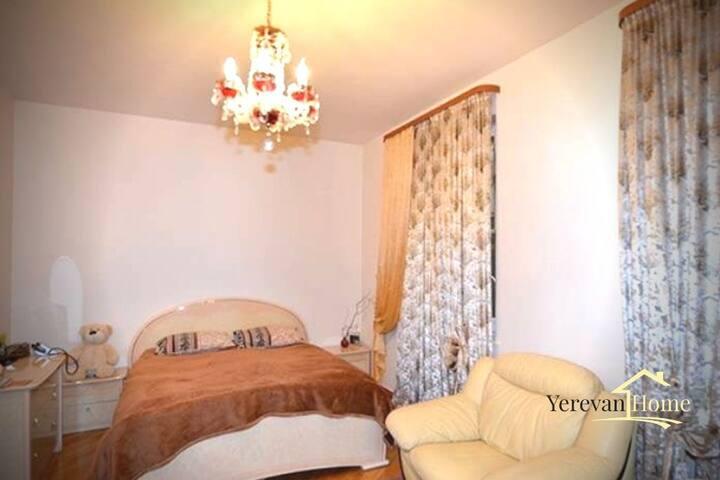 Уютная квартира в Центре Еревана!