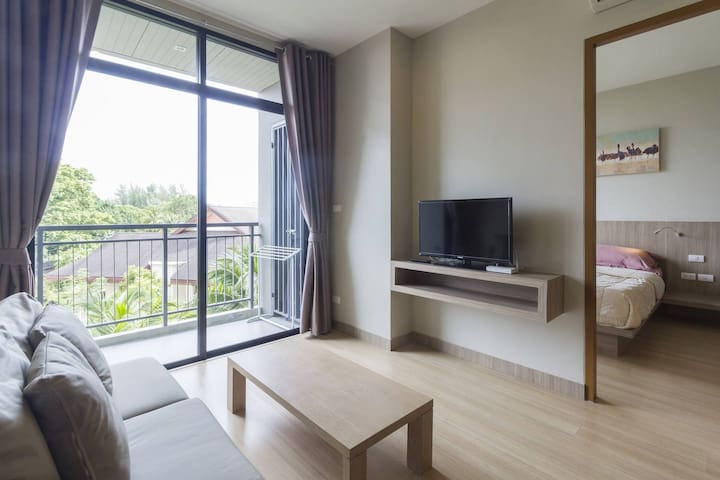 Nice & Modern apartment in Phuket town second room