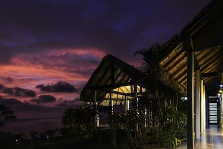 Villa jardin et océan panoramique - Santa Elena - Ház