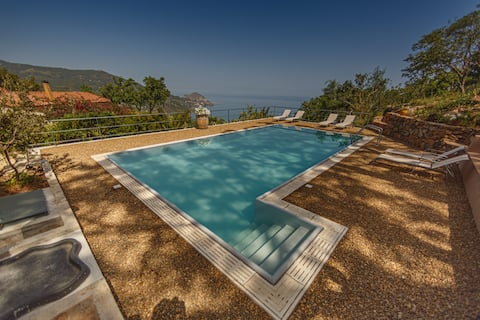 cefalù nest pool house Deluxe