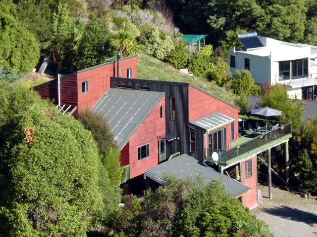 The Loft - Waikawa - บ้าน