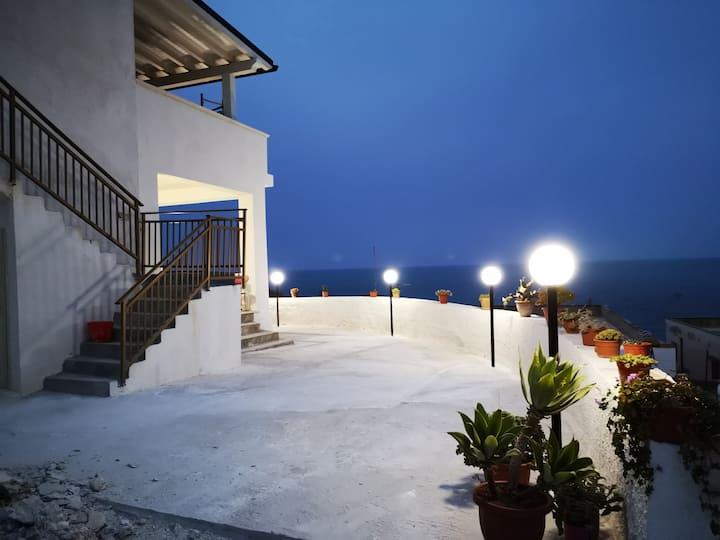 Villa Chris Seccagrande mare