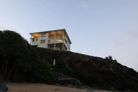 Beachfront Paradise, Views & Serenity