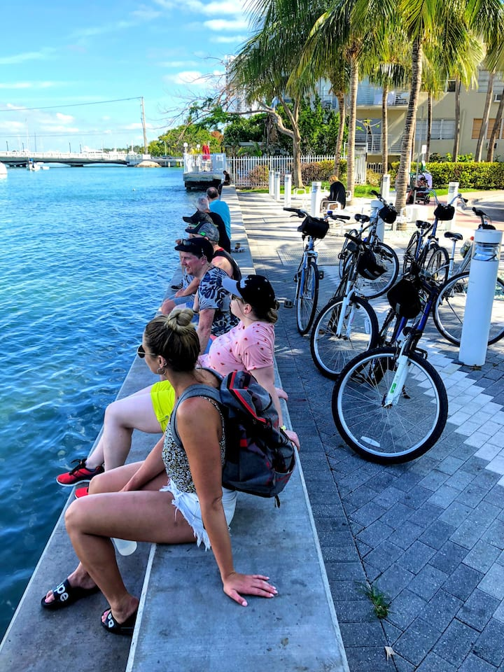 Take in the Beautiful Biscayne Bay