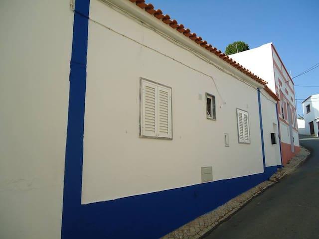 Casa Ammar : Maison typique Algarvia !