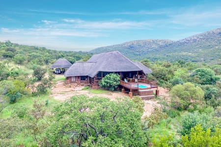 Idwala View Private Lodge – Mabalingwe Reserve
