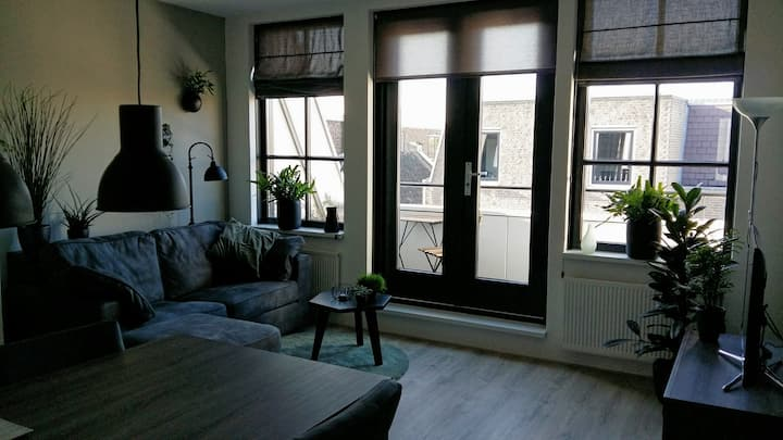 Beautiful modern apartment in the centre of Lisse
