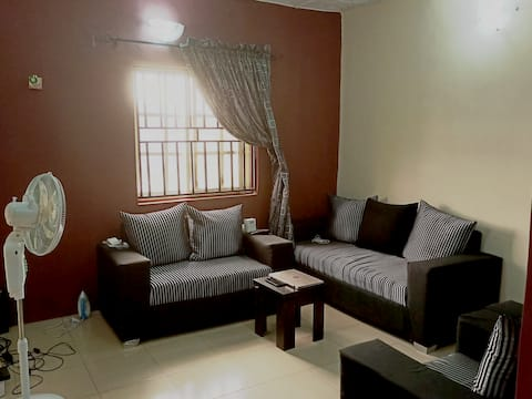 Lovely and calm 1 bedroom unit in Magboro