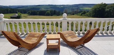 Relaxen in der Eifel  (Dickerscheid, Hellenthal)