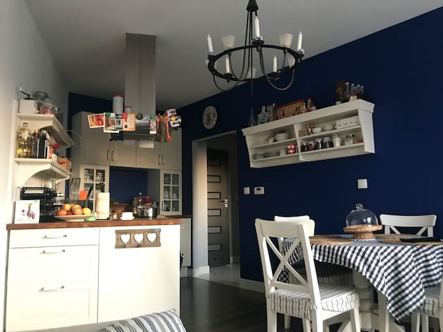 Amazing and Cozy Flat close to Balice.