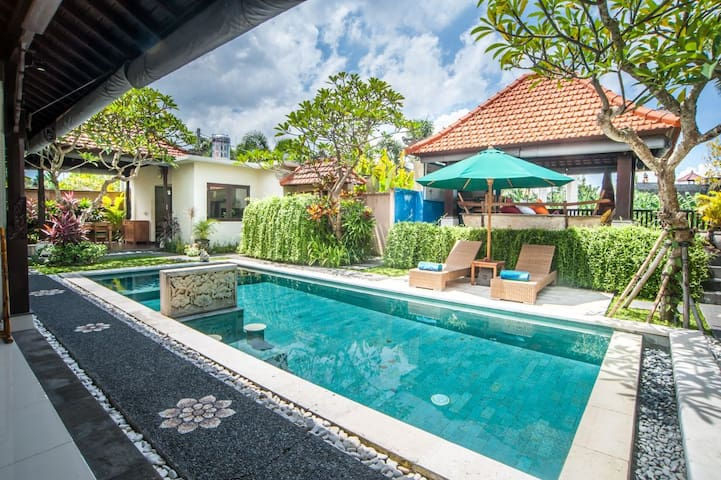 villa Palem Canggu , North Kuta Bali. 2 Bed room