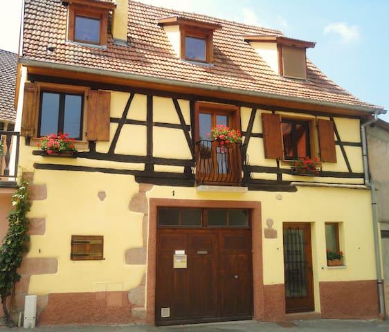 S'hisala - Bergheim - Stadswoning
