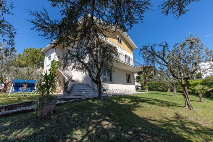 villa 50m from the water, lake view - Desenzano del Garda - Villa