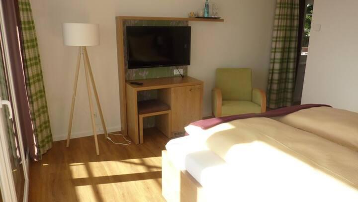 Landhotel Gasthaus SonneNeuhäusle, (St. Märgen), Nr. 23, 24, 25 - Komfort-Doppelzimmer mit Balkon
