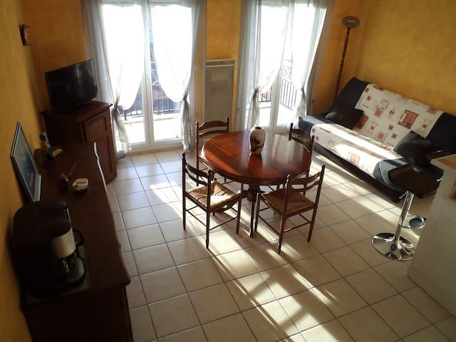 Appartement duplex 45 m2 - Dives-sur-Mer - Daire