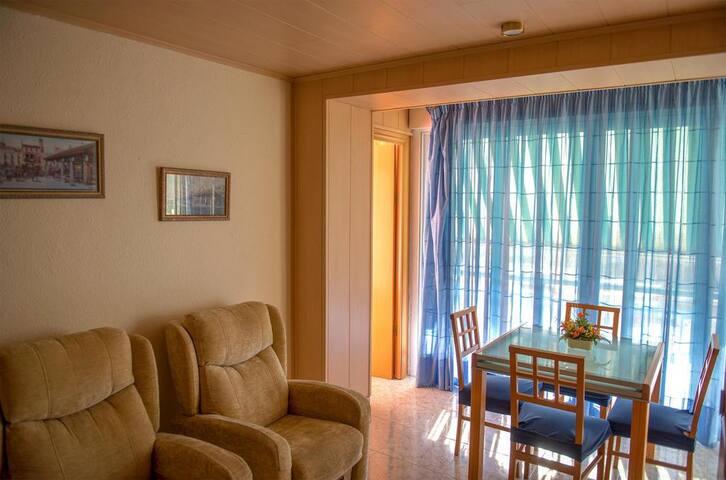 Apartamento en primera línea de mar - Platja D'Aro