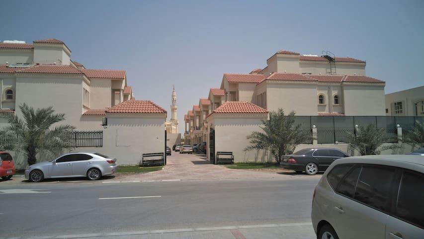 Beach Villa on the Arabian Sea Ras Al khamah - Ras Al-Khaimah - Casa