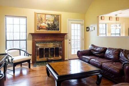 Your personal retreat - Hendersonville - Casa
