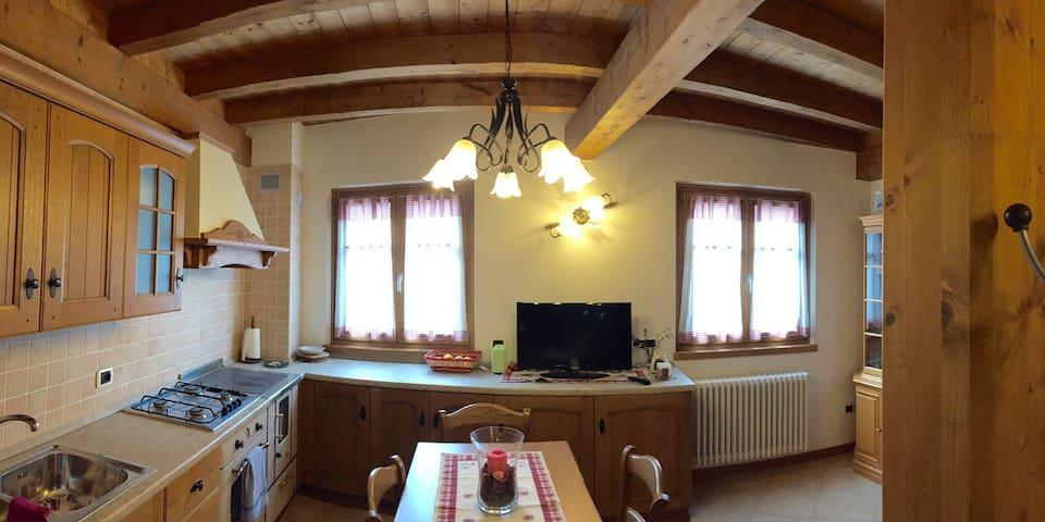 Appartamento Strembo-Pinzolo 1