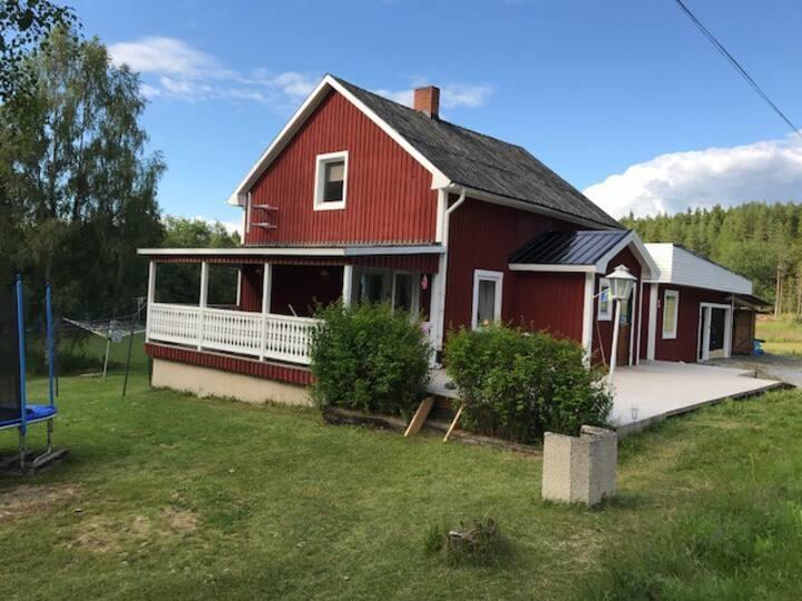 Eget hus i Norrland