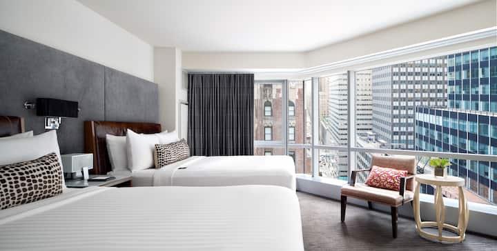 Hotel 48 Lex, Double Bed Salon