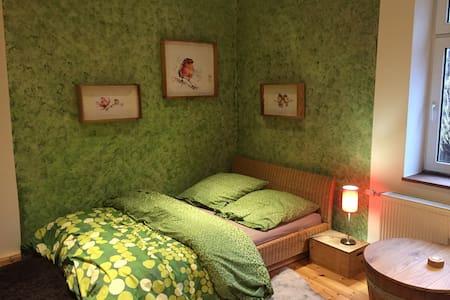 Nummer 3 Grünes Zimmer im bunten Haus