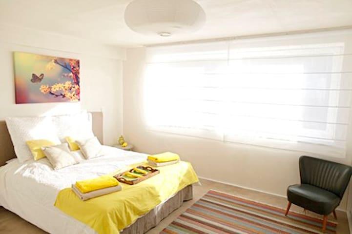 Sublime chambre dans Loft Feng shui - Auderghem - Apartment