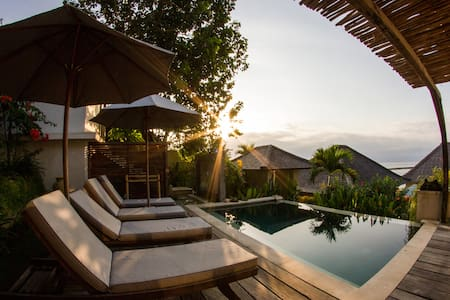 VILLA KUNDALINI, LEMBONGAN ISLAND, PRIVATE POOL