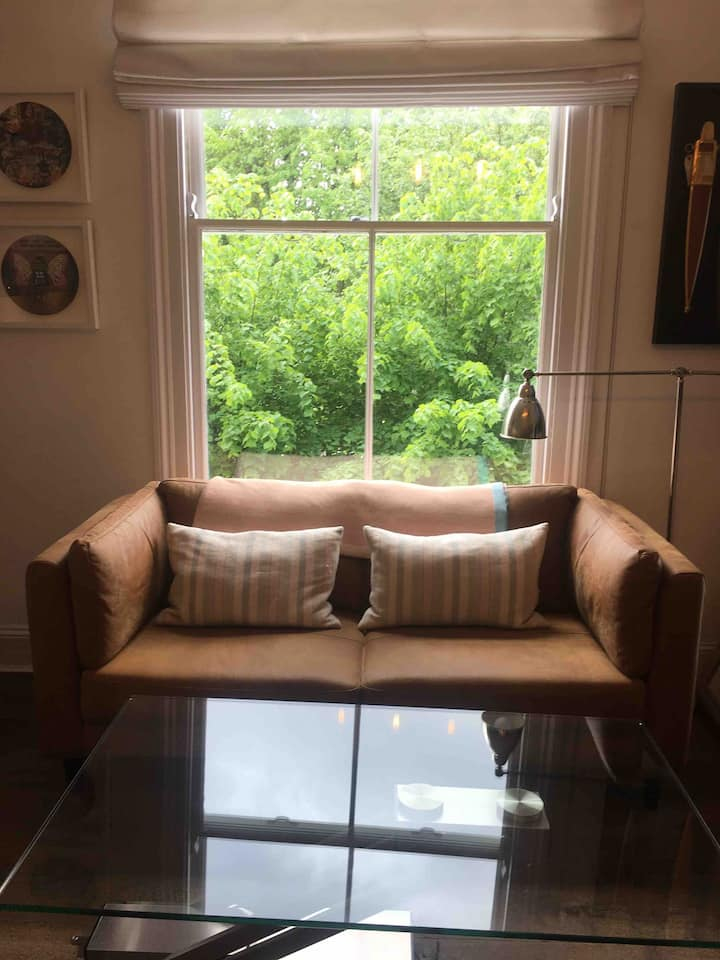 1 bed flat with terrace Portobello & Notting Hill