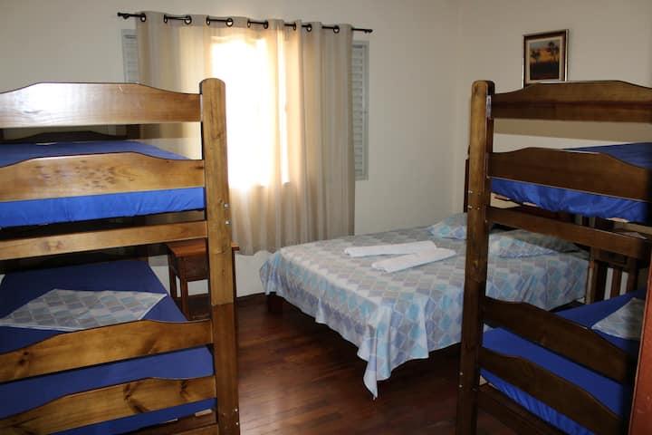 Hostel Passos l Passeios na Serra da Canastra 4x4
