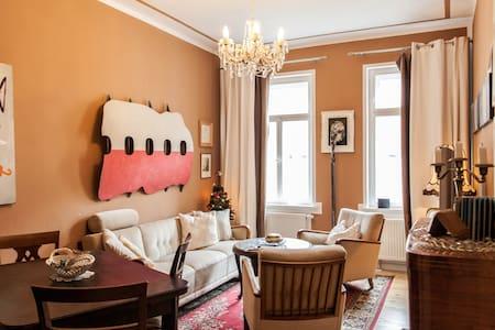 gemütliche Wohnung in LeipzigSüdOst - Leipzig