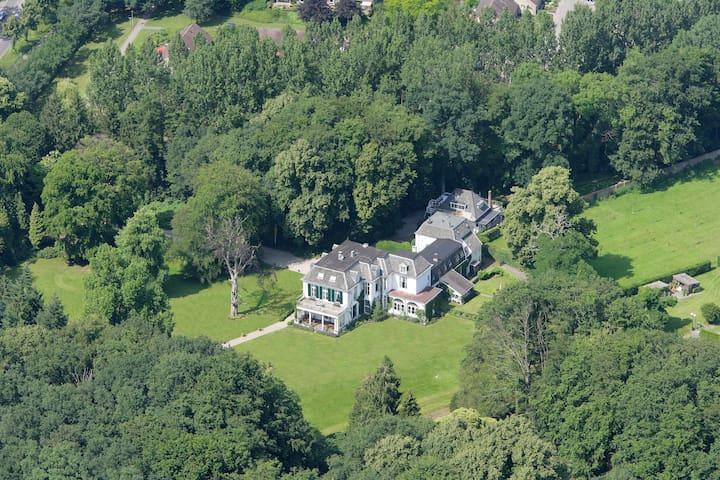 Landgoed`t Haveke-Koetshuis in Eefde