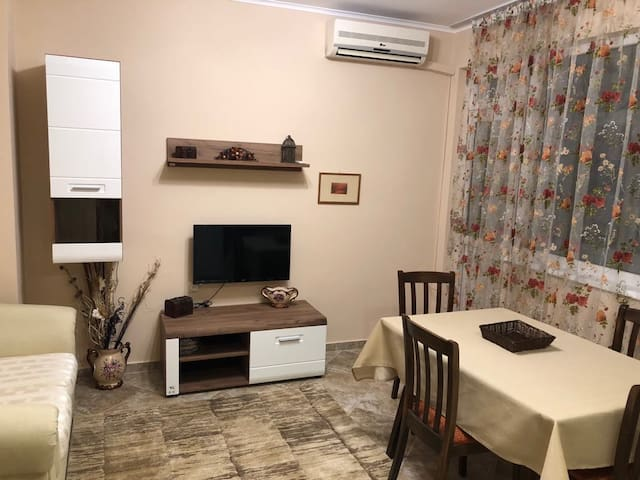 Charming apartment in the center of Varna