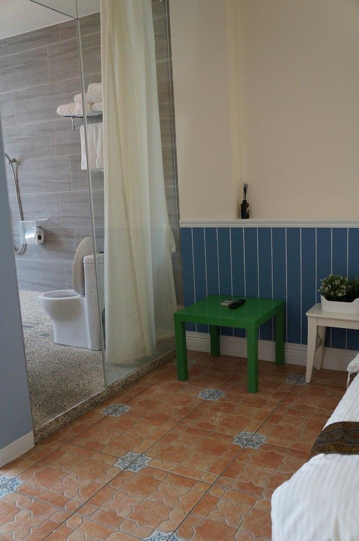 Executive Family Room With Bathtub 302 at Baishawan