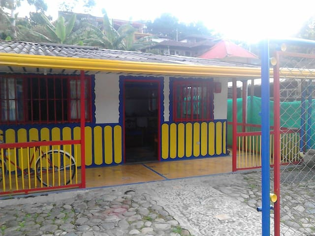 Casa hotsal Colombia - Salento - House
